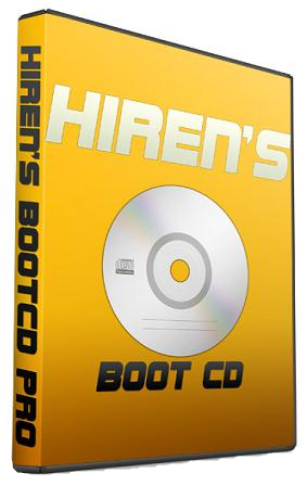 Hiren's BootCD 10.6 + KeyBoard Patch ��������� ������ ���� ��